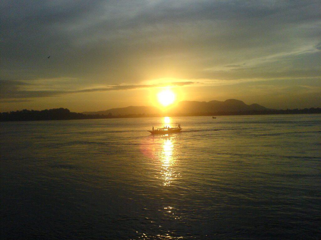 Brahmaputra River Sunsets