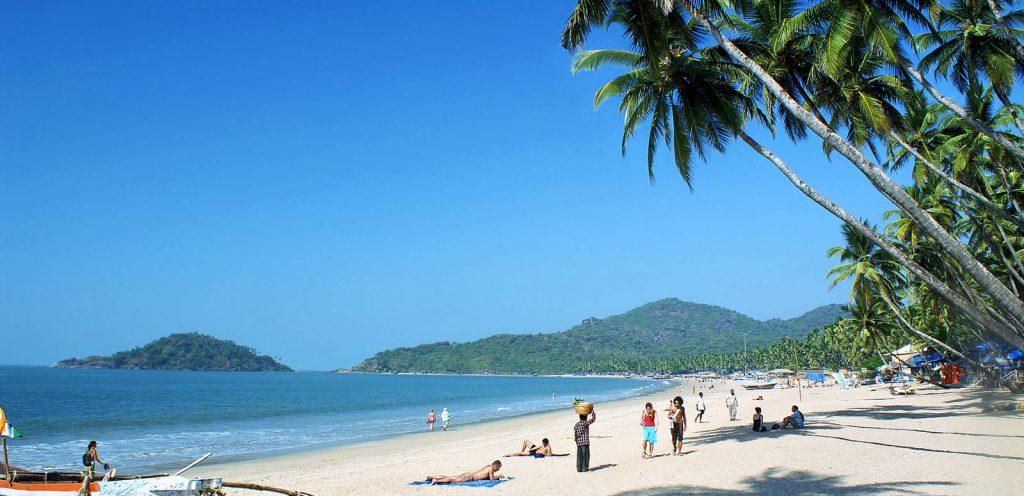 The Amazing Beaches of Goa