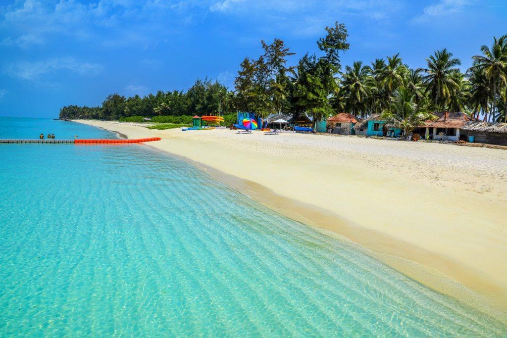 The Lakshadweep Islands