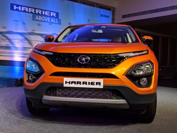 2019 Tata Harrier