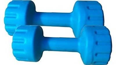 Aurion Set of 2 PVC Dumbbells