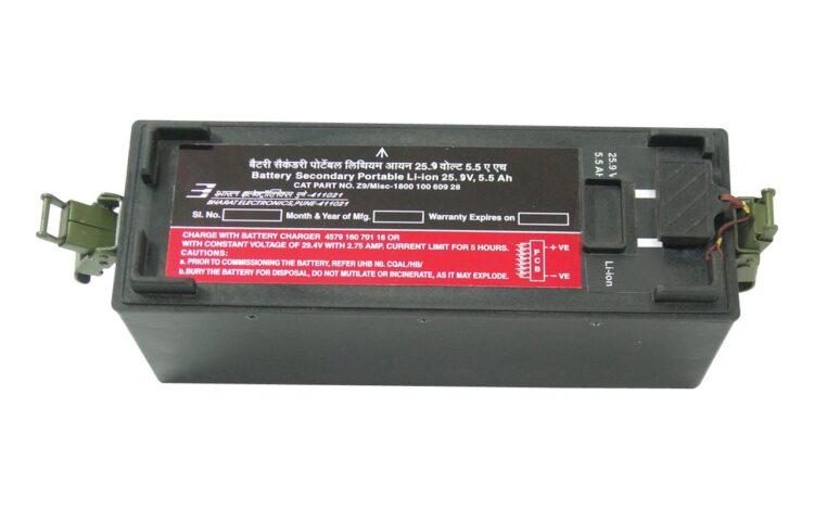 BEL India Batteries