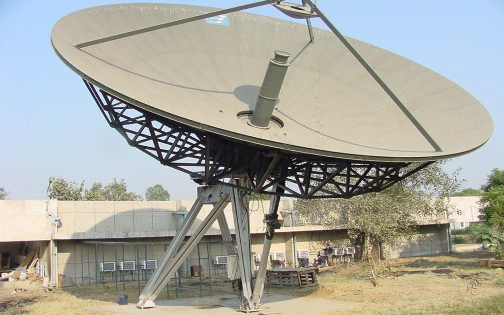C-Band Earth Station Antenna (ESA)