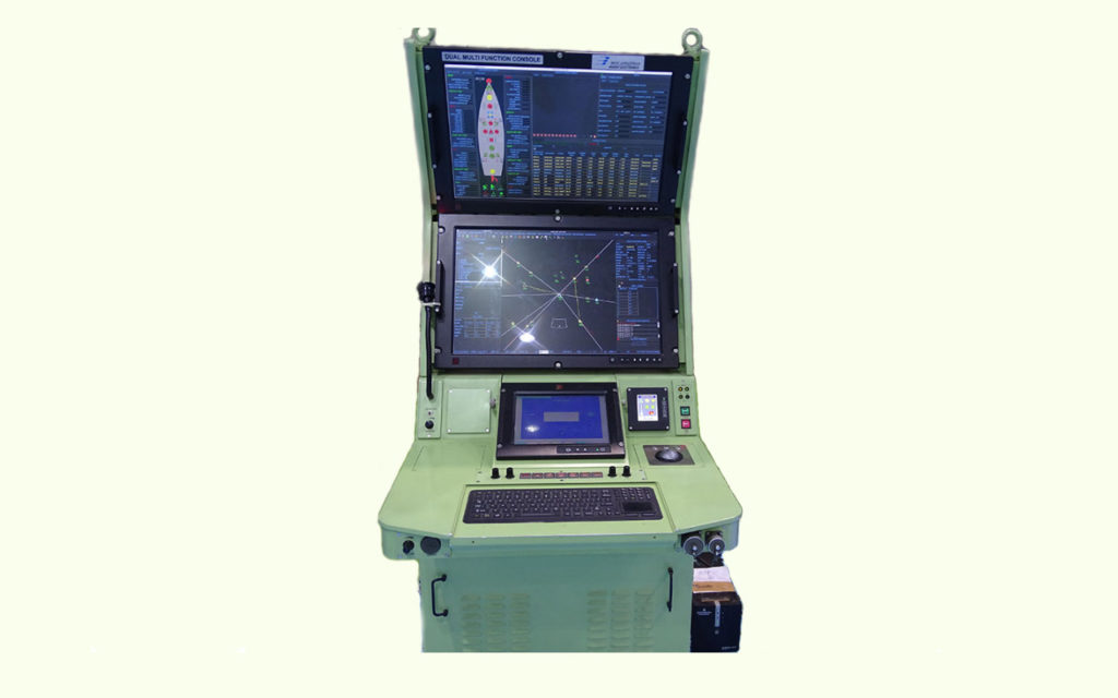 Combat Management System (CMS)