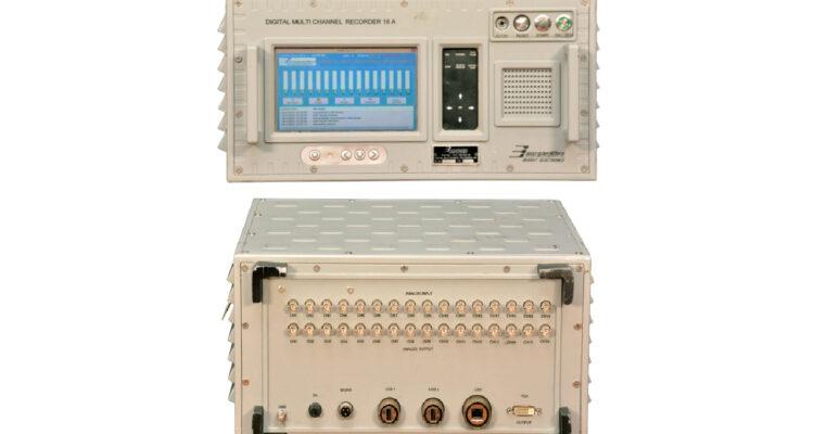 Digital Multichannel Data Recorder – 16A (DMR-16A)