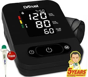 Dr. Trust USA Digital Smart Dual Language Talking Blood Pressure Monitor