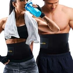 FitPick Sweat Slim Belt for Women