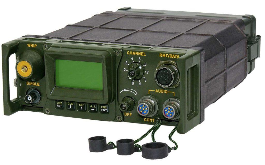 Medium Power HF SSB Manpack Radio (LHP 265DI)
