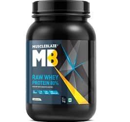 Muscle Blaze Raw Whey Protein