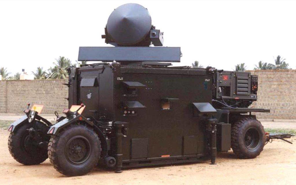 3D Surveillance Radar – Rohini