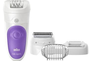 Braun Silk-Epil 5 5-541 – Wet & Dry Cordless Epilator