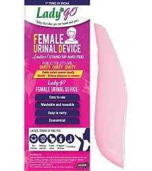 LadyGo - Reusable Female Urinal Device
