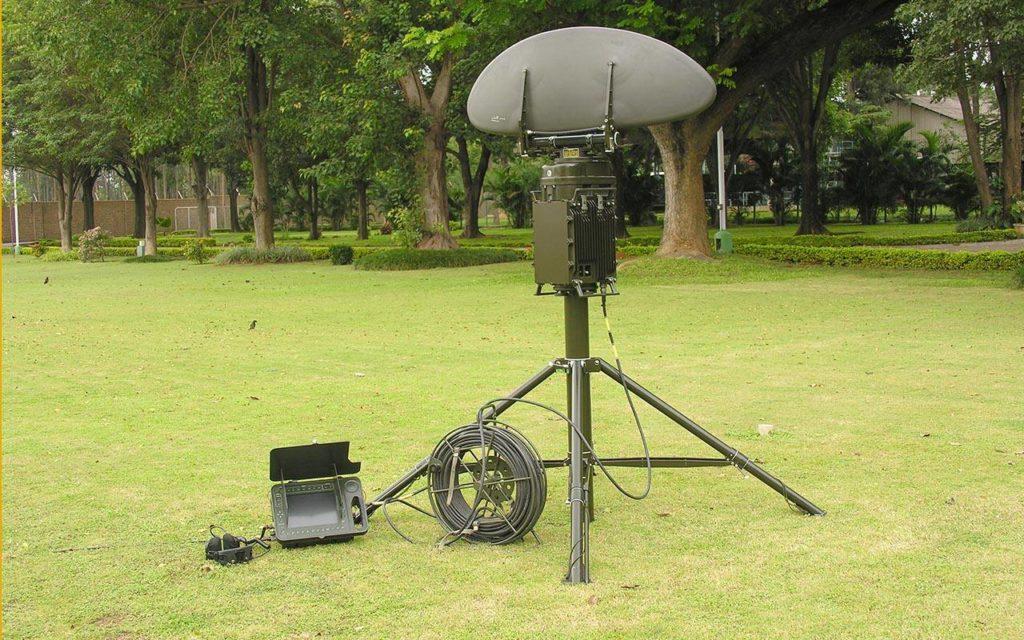 Land-based Radars by Bharat Electronics Limited