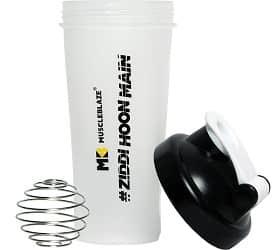 MuscleBlaze Protein Shaker