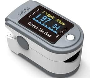 Santa medical Generation Fingertip Pulse Oximeter