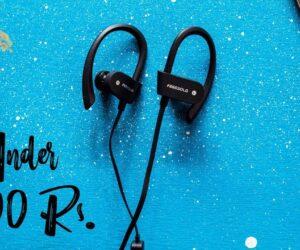 Bluetooth earphones under 1000 Rupees