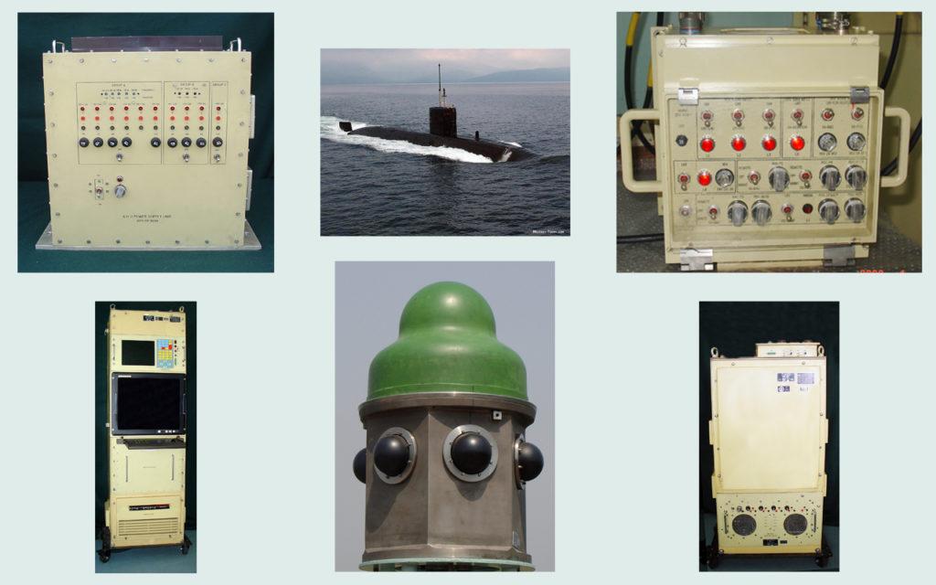 ESM for Submarines