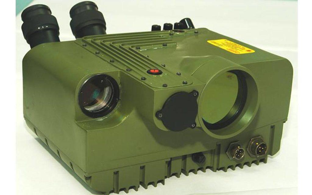 Laser Range Finder (LRF)