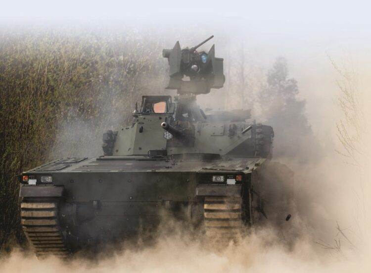 Tank and Armored Fighting Vehicle Electronic Systems