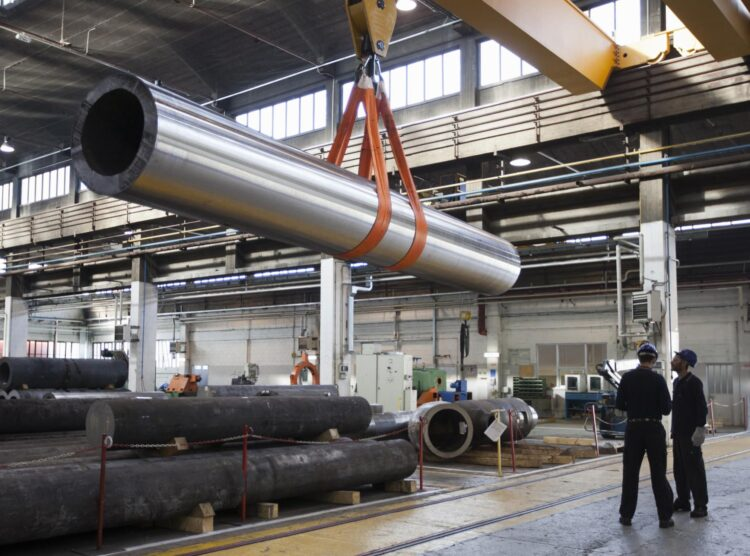The Various Types of Steel