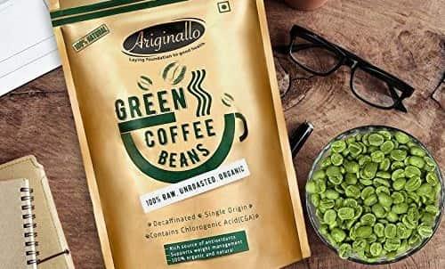 Ariginallo Green Coffee Beans