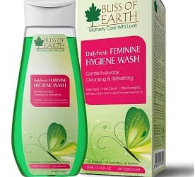 BLISS OF EARTH Feminine Hygiene Wash