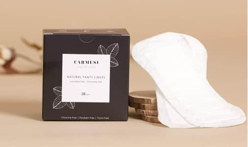 Carmesi All Natural Panty Liners