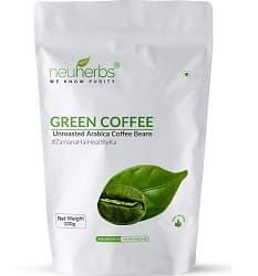 Neuherbs Organic Green Coffee Beans