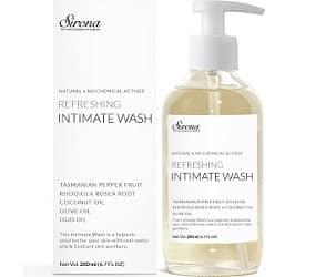 Sirona natural pH Balanced Intimate wash