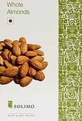 Amazon Brand - Solimo Premium Almonds