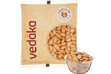 Amazon Brand - Vedaka Popular Whole Almonds