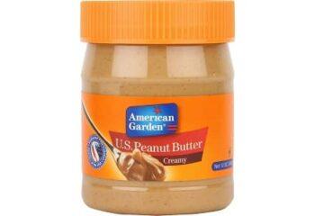 American Garden U.S. Peanut Butter Creamy