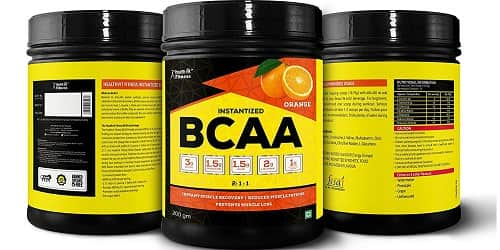 Healthvit Fitness BCAA 6000mg