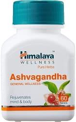 Himalaya Wellness Pure Herbs Ashvagandha General Wellness