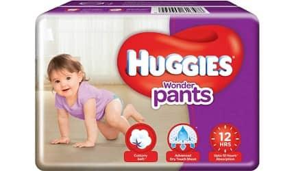 Huggies Wonder Pants Diapers