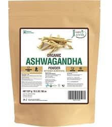 Just Jaivik Organic Ashwagandha Powder
