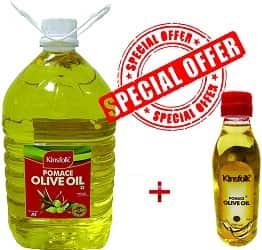 Kinsfolk Pomace Olive Oil