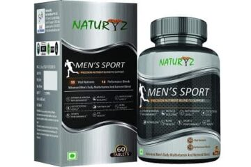 Naturyz Men's Sport Multivitamin