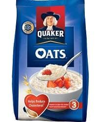 Quaker Oats Pouch