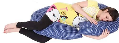 MomToBe C Shape Maternity Pillow