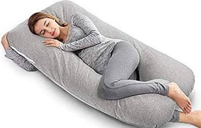 Snoozy Ultra Soft U-Shape Pregnancy Pillow