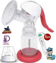 Trumom Manual Comfort Baby Breastmilk Breast Pump