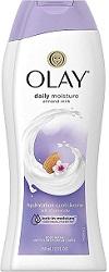 Olay Daily Moisture Almond milk body wash