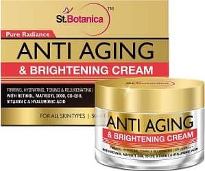 StBotanica Pure Radiance Anti-Ageing& Face Brightening Cream