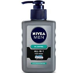 NIVEA MEN Face Wash, Oil Control