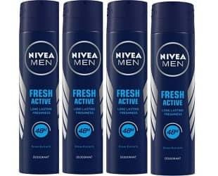 Nivea Fresh Active Original 48 Hours Deodorant