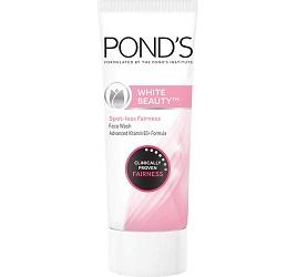 Pond s White Beauty Spot Less Fairness Face Wash