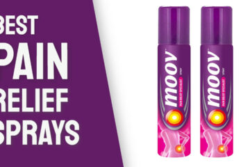 Best Pain Relief Sprays