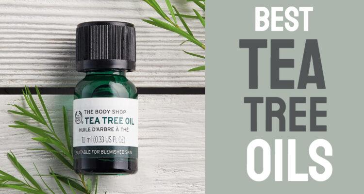 best tea tree oils