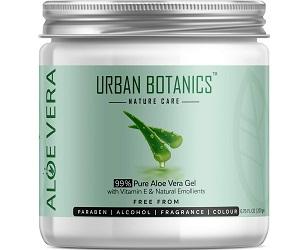 UrbanBotanics 99% Pure Aloe Vera Skin Gel